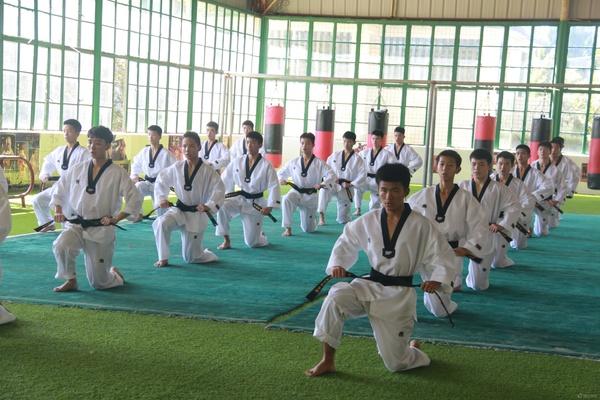 【视频】习跆拳之道,成精彩人生——跆拳道西山教学基地高级教练研修班