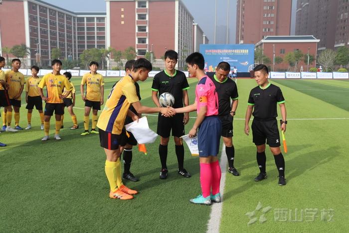 足球无国界 绿茵结友谊