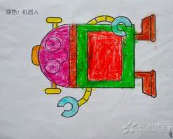 龙都国际娱乐官网幼儿园康康一班2019年3月幼儿作品展