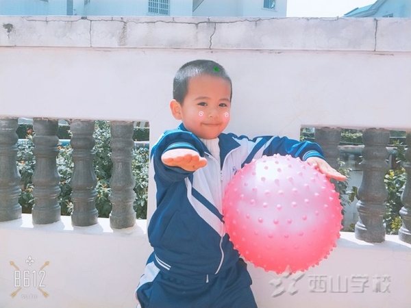体育活动,健康成长——福清西山学校幼儿园