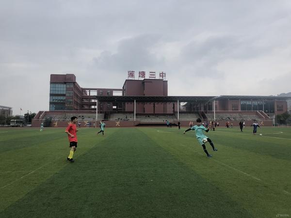 【视频】南昌市青少年校园足球联赛 西山学校VS青云谱江铃学校 7:0