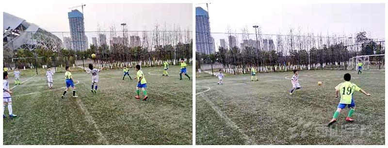 南昌市足球联赛|西山学校小学部3月赛果回顾