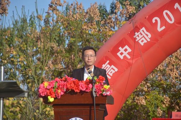 百尺竿头 更进一步——江西省西山学校高中部隆重举行期中考试表彰大会
