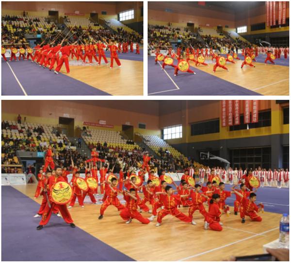 勇奪53金!西山學校在2019年福州市全民健身運動會武術傳統項目精英賽中斬獲佳績!