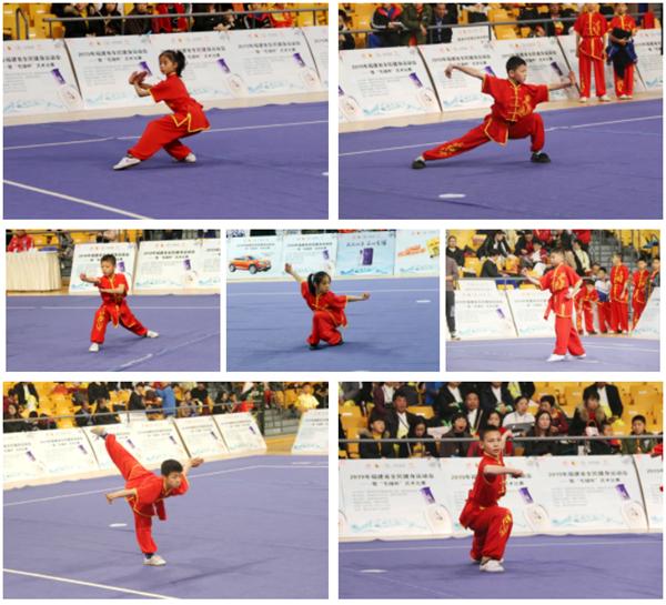 勇夺53金!西山学校在2019年福州市全民健身运动会武术传统项目精英赛中斩获佳绩!