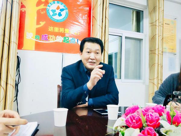 成功路上,我们砥砺前行——福清西山学校幼儿园招生、稳生培训会