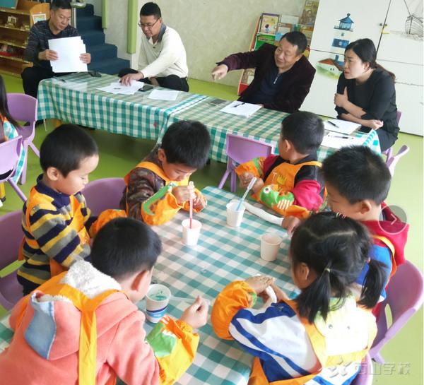 历练·成长·蜕变 ——福清西山学校幼儿园课改验收新闻报道