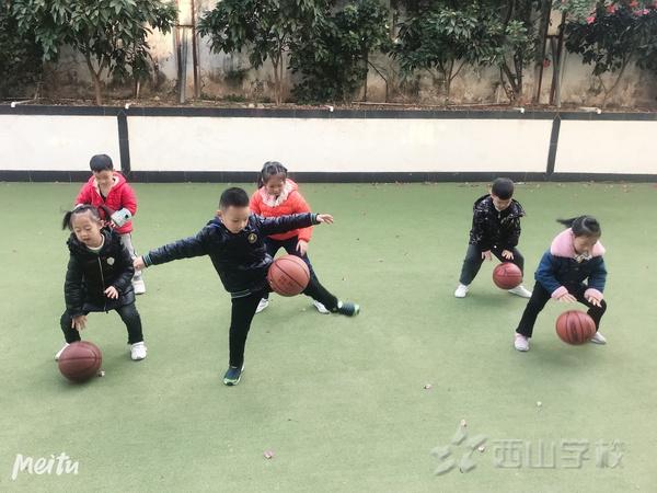 健康运动 乐享童年——福清西山学校幼儿园