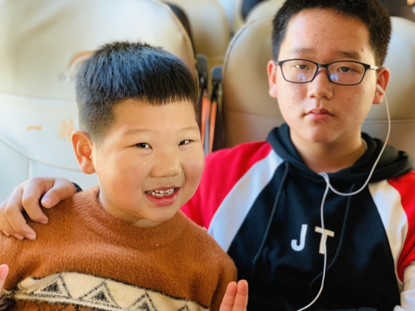 """暖冬送行,""""鼠""""你有心 --福清西山学校幼儿园寒假送生工作"""