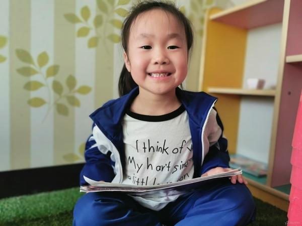 如何培养孩子阅读习惯——福清西山学校幼儿园蒙芽二班