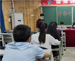 守望高考,砥礪前行——西山學校高中部召開畢業班市質檢質量分析會