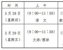 練兵場上試鋒芒——福清西山學校高中部舉行2020年福州市質檢考試