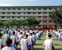 感恩·拼搏·進取 | 西山學校小學部召開畢業班動員大會