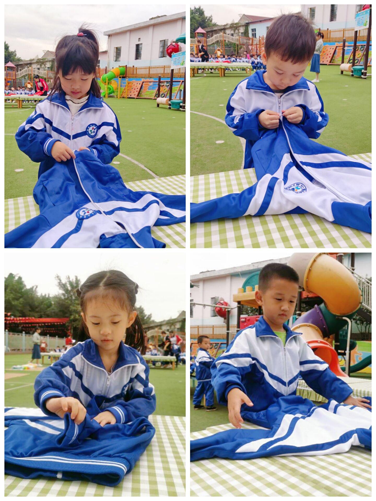 小比拼,大成长——福清西山学校幼儿园技能比拼大赛