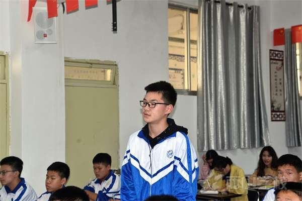 作文升格指导——西山学校初中部语文教研组专题教研活动