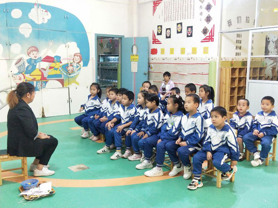 赛教学,展风采,促成长 ——福清西山学校幼儿园赛课活动新闻报道
