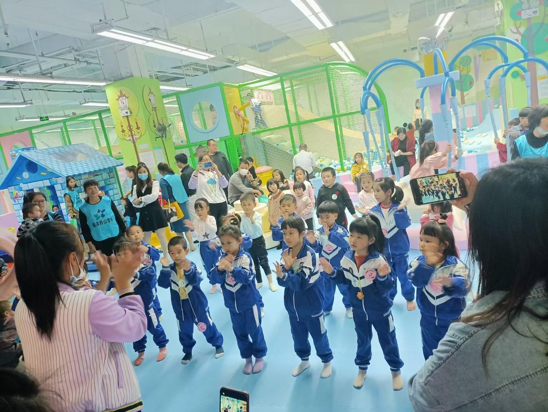 """奇妙王国任畅游,快乐一""""童""""来相伴 ——福清西山学校幼儿园招生活动"""