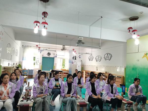 筑牢安全意识  确保健康成长 --福清西山学校幼儿园安全培训纪实