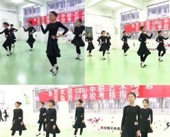 舞出精彩——2021年福清西山學校小學部專業拉丁舞晉級考核全員通過