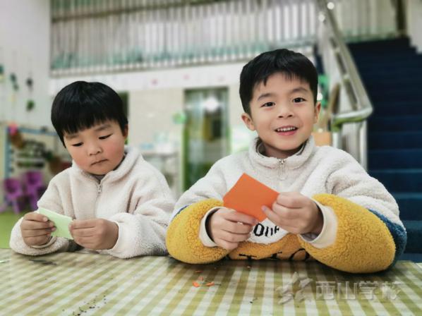 小年到,祝福到!——福清西山学校幼儿园迎小年主题活动
