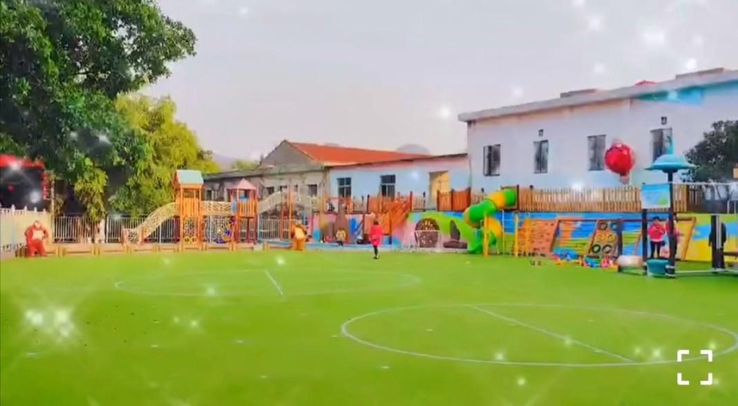 无声的环境 发出有声的邀请 ——西山学校幼儿园欢迎小朋友回家环境篇