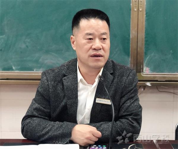 勇挑重担 增长才干——福清西山学校小学部举行班干部培训会议