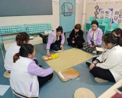共同研讨,促成长 ——福清西山学校幼儿园集备教研活动