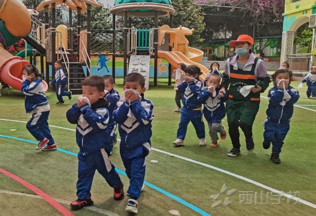 学会自护自救 方能平安永驻——福清西山学校幼儿园消防安全教育纪实