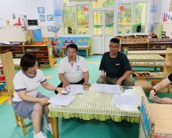 追逐梦想,奋力成长——福清西山学校幼儿园晋级公开课活动