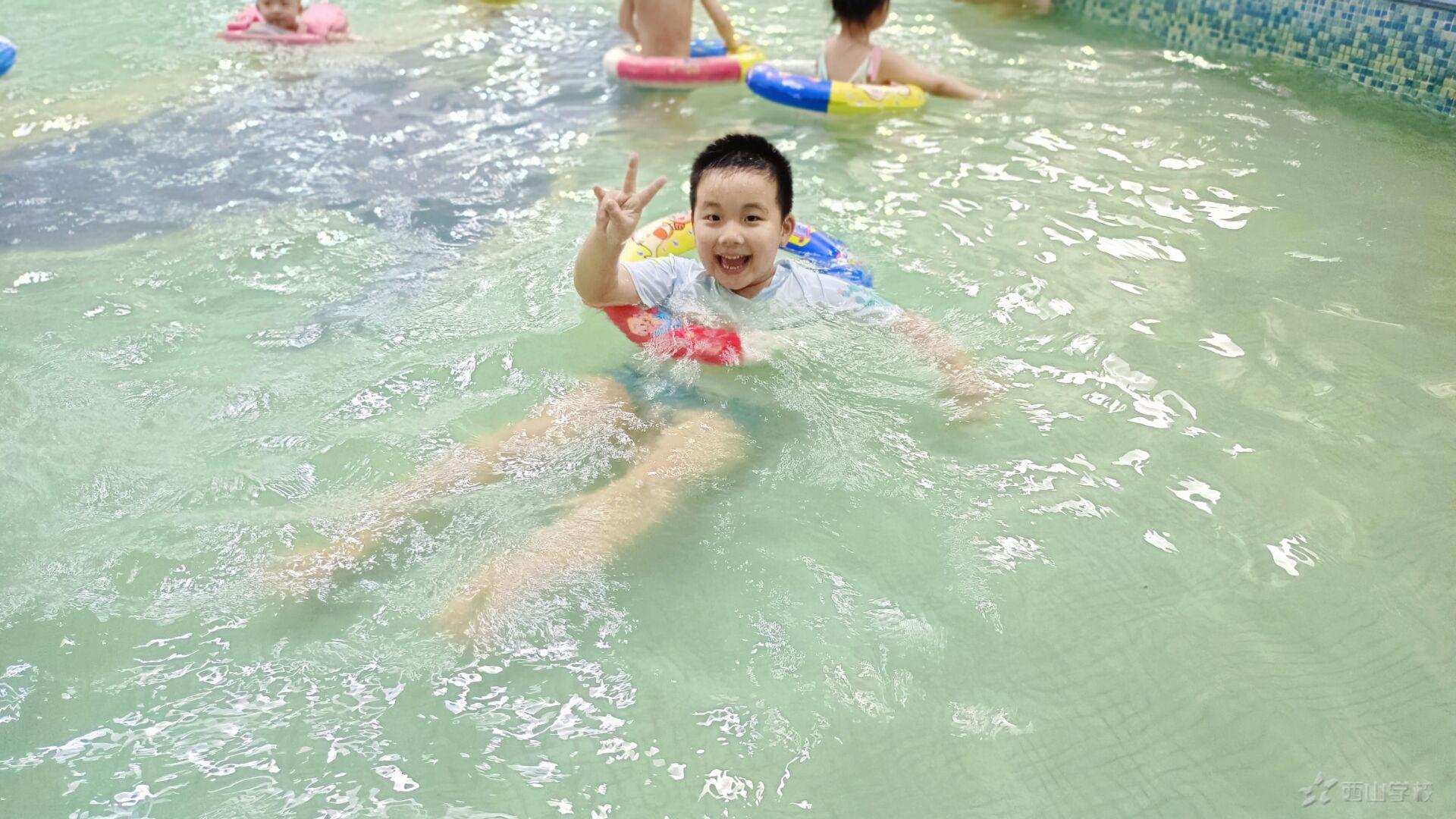 """清凉一夏,""""游""""我做主——福清西山学校幼儿园"""